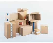 CORRUGATED SHIPPING CARTONS
